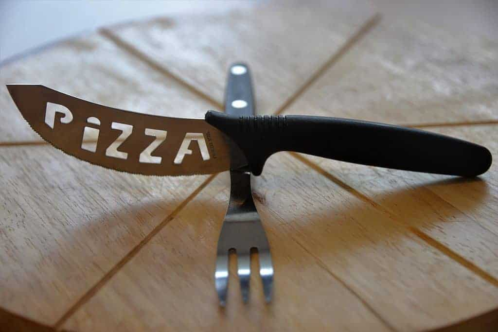pizza besteck - how-to-pizza