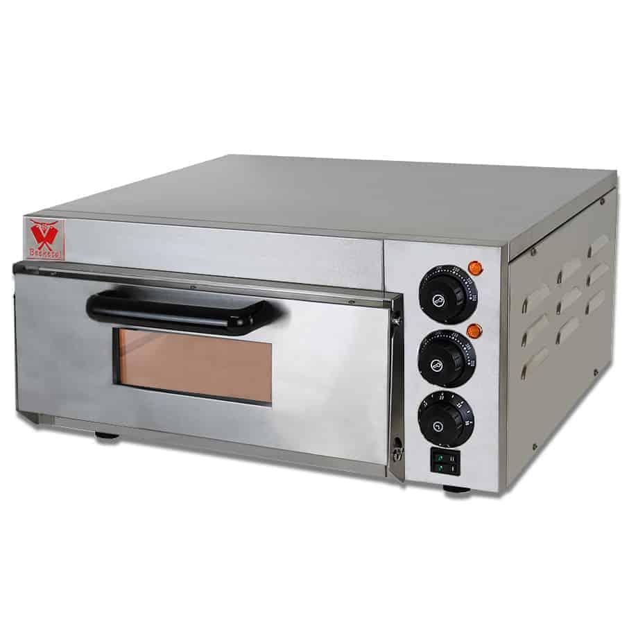 Pizzaofen / Backofen Beeketal BPO33-1